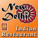 New Delhi Indian Restaurant Menu