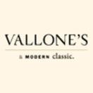 Vallone's Menu