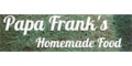 Papa Frank's Menu