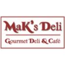 MaK's Deli Menu