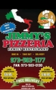 Jimmy's Pizzeria Menu