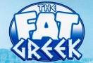The Fat Greek Menu