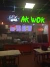 AK Wok Menu