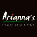 Arianna's Italian Grill & Pizzeria Menu