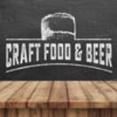 Craft Food & Beer Menu