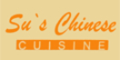 Su's Chinese Cuisine Menu