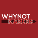 Why Not Kabob Menu