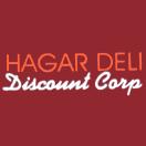 Hagar Deli and Discount Menu