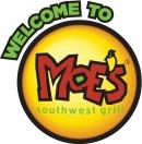 Moe's Southwest Grill Menu