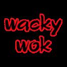 Wacky Wok Menu
