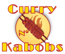 Curry N Kabobs Menu