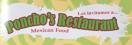 Ponchos Restaurant Menu