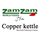 ZamZam Copper Kettle Menu