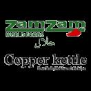 ZamZam Copper Kettle Menu
