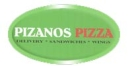 Pizano's Pizza Menu