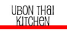 Ubon Thai Kitchen Menu