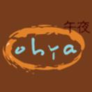 Ohya Sushi, Korean Grill & Bar Menu