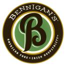 Bennigans Menu