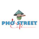 Pho Street Cafe Menu