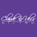 Claude & Uli's Bistro Menu