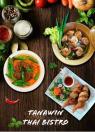 Tanawin Thai Bistro Menu