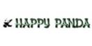 Happy Panda Menu