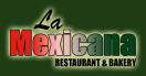 La Mexicana Menu