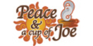 Peace & A Cup Of Joe Menu