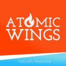 Atomic Wings Menu
