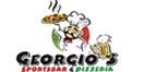 Georgios Sports Bar & Pizzeria Menu