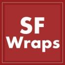 SF Wraps Menu