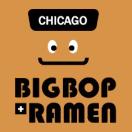 BIGBOP+RAMEN Menu