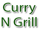Curry N Grill Menu