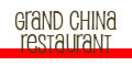Grand China Restaurant Menu