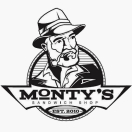 Monty's Sandwich Shop Menu