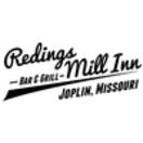 Redings Mill Inn Menu