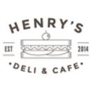 Henry's Cafe & Deli Menu
