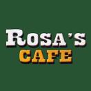 Rosa's Cafe Menu