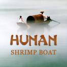 Hunan Shrimp Boat Menu