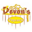 Devon's Gourmet Popcorn Menu
