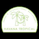 Havana Tropical Menu