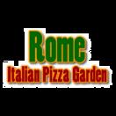 Rome Italian Garden Pizza Menu