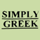 Simply Greek Menu