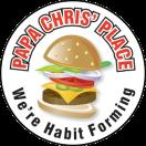 Papa Chris' Place Menu