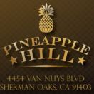 Pineapple Hill Saloon & Grill Menu