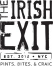 The Irish Exit Menu