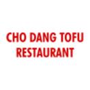 Cho Dang Tofu Restaurant Menu