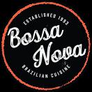 Bossa Nova Brazilian Cuisine Menu