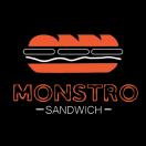 Monstro Sandwich Menu