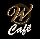 W Cafe Menu